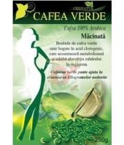 Cafea verde macinata 250 gr