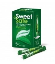 Indulcitor Natural Stevia Sweet Safe 40 dz