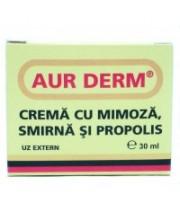 Aur Derm crema mimoza smirna prop 30 ml