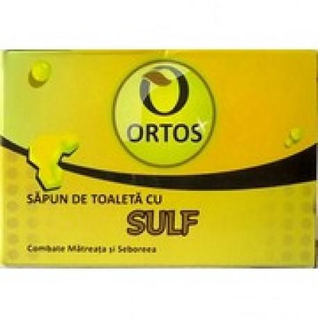 Sapun cu Sulf 100 gr