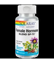 Female Hormone Blend - imbunatateste echilibrul hormonal, 100 capsule