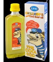 Ulei din ficat cod pentru copii 240 ml