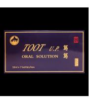 Toot U.P. - fiole pentru potenta 10 ml x 7 fiole, solutie orala