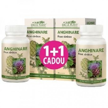 Anghinare 60 cpr 1 + 1 Gratis