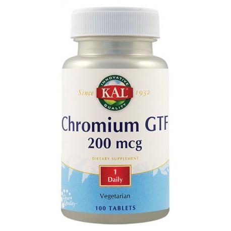 Chromium GTF 200mcg