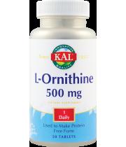 L-Ornithine 500mg 50tb