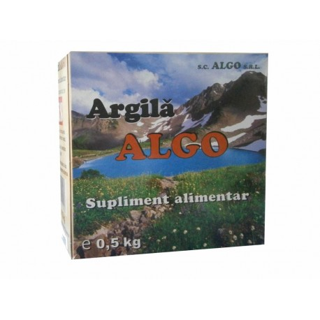 Argila Algo 500 gr