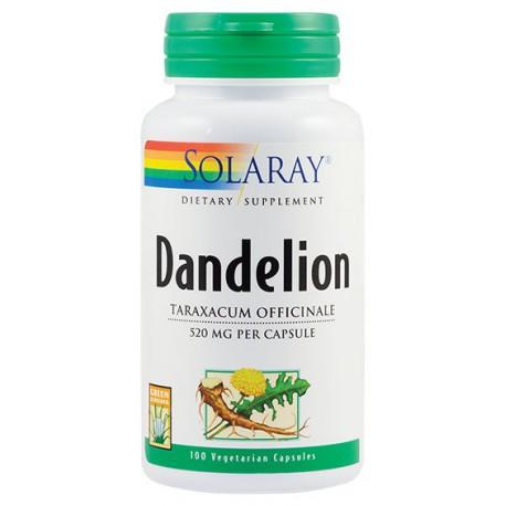 Dandelion (Papadie) 520mg 100cps
