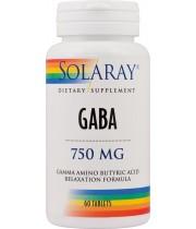 GABA 750mg 60tb