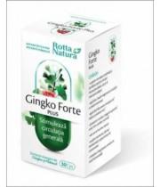 Gingko Forte Plus 30 cps