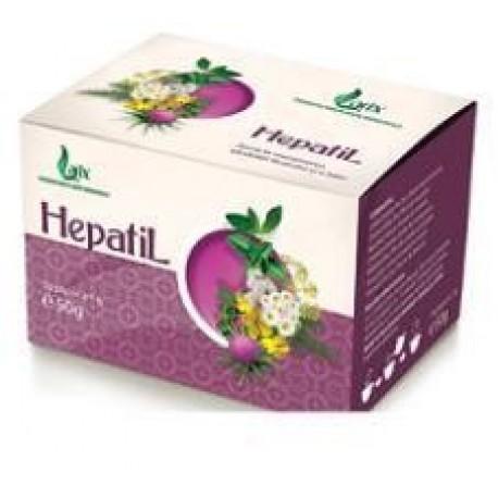 Hepatil 40 dz x 1.3 gr