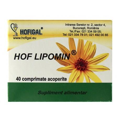 Hof Lipomin 40 cpr