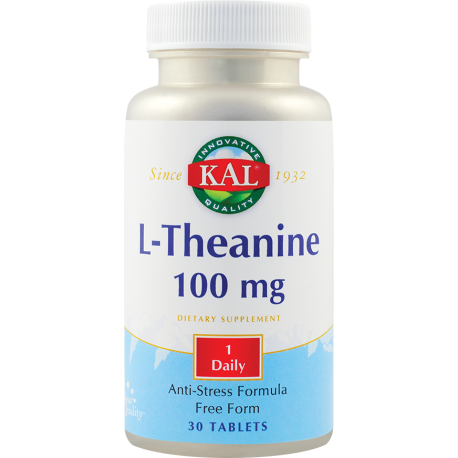 L-Theanine 100mg 30tb