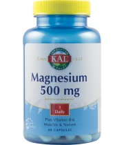 Magnesium 500mg 100cps