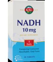 NADH 10mg 30tb