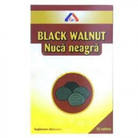 Nuca Neagra 30 cpr