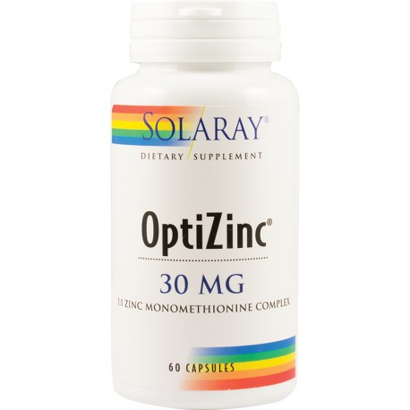 OptiZinc 30 mg 60cps