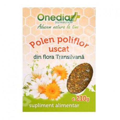 Polen poliflor uscat 210 gr