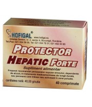 Protector Hepatic Forte 40 cpr