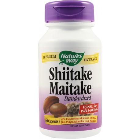 Shiitake Maitake SE 60cps
