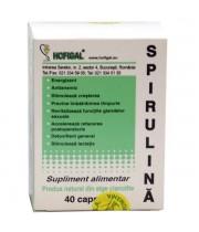 Spirulina 500 mg 40 cps
