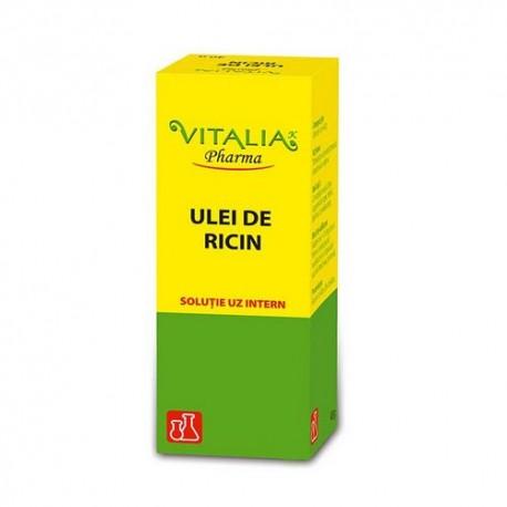 Ulei de ricin Vitalia - solutie 20g