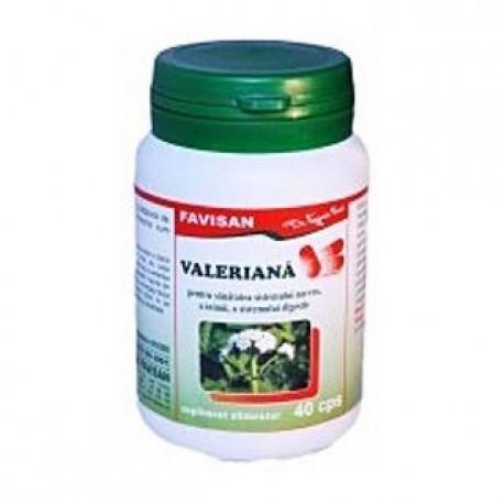 Valeriana 40 cps