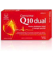Barny's Coenzima Q10 dual 60 mg 30 cps