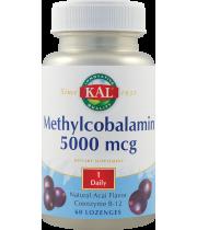 Methylcobalamin 5000mcg 60cpr